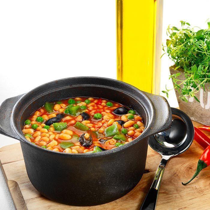 Kasvis chili sin carne